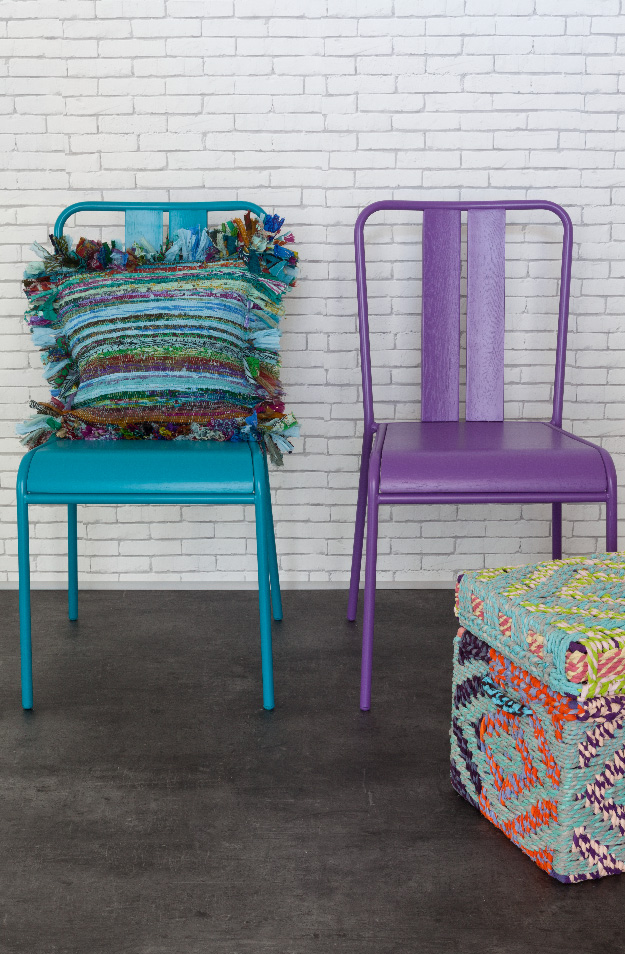 Chaises produits peinture