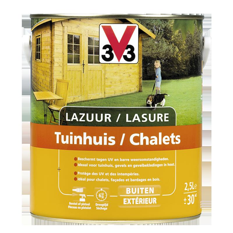 Lasure Chalet 2,5L